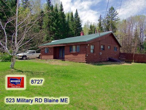 Photo of 523 Military Rd, Blaine, ME 04734