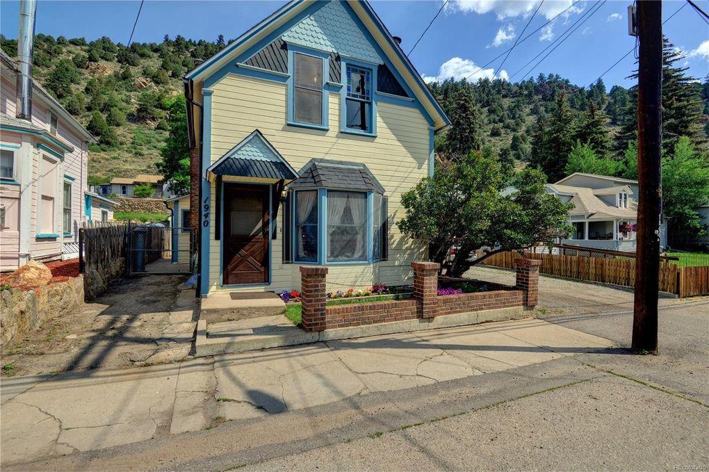 Properties For Sale In Idaho Springs Colorado