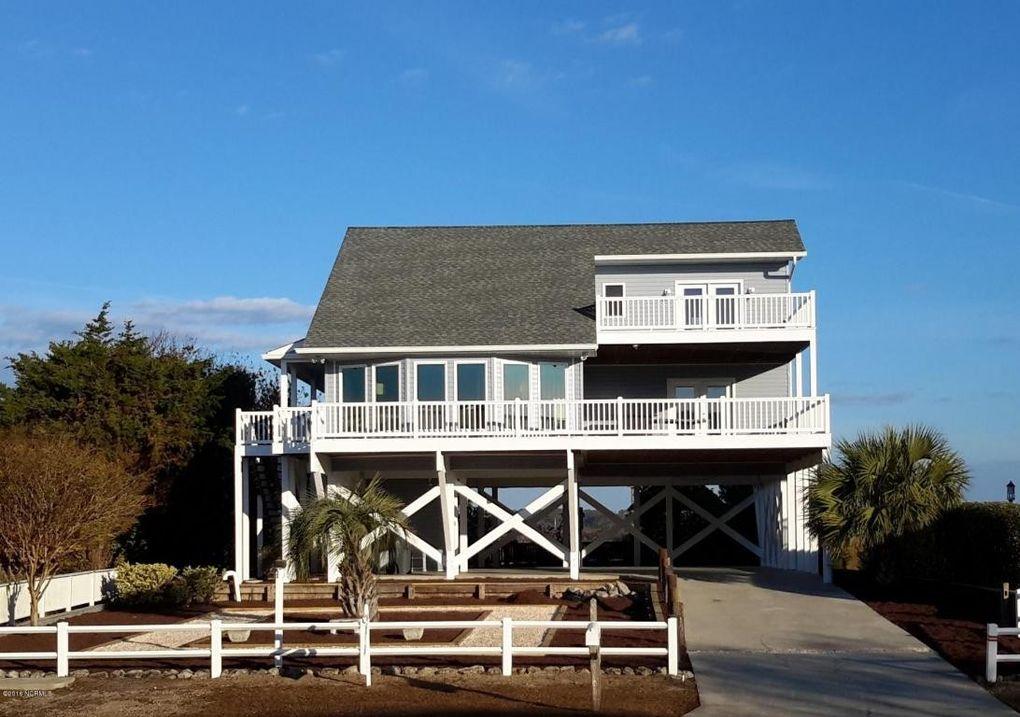 1322 Ocean Blvd W Holden Beach Nc 28462