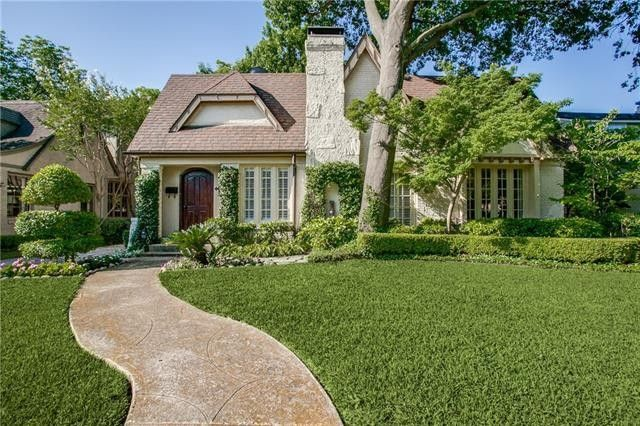 4557 Belclaire Ave Highland Park Tx 75205