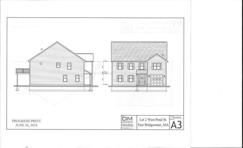 132 W Pond St Est Lot 2, East Bridgewater, MA 02333