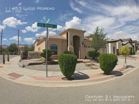 Photo of 11453 Lucio Moreno Dr, El Paso, TX 79934