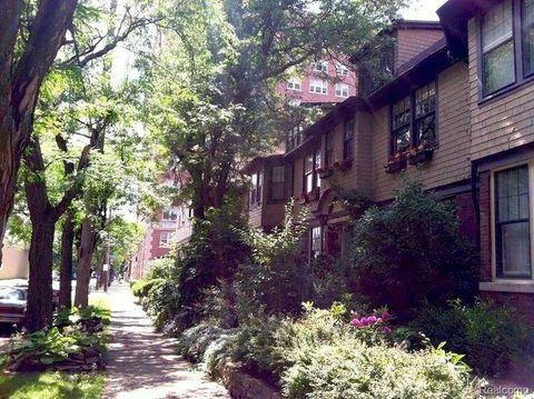 Photo of 8121 Agnes St, Detroit, MI 48214