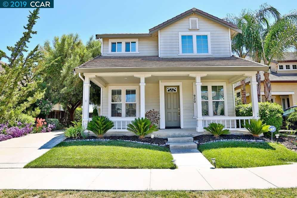 930 Snapdragon Ct Brentwood, CA 94513