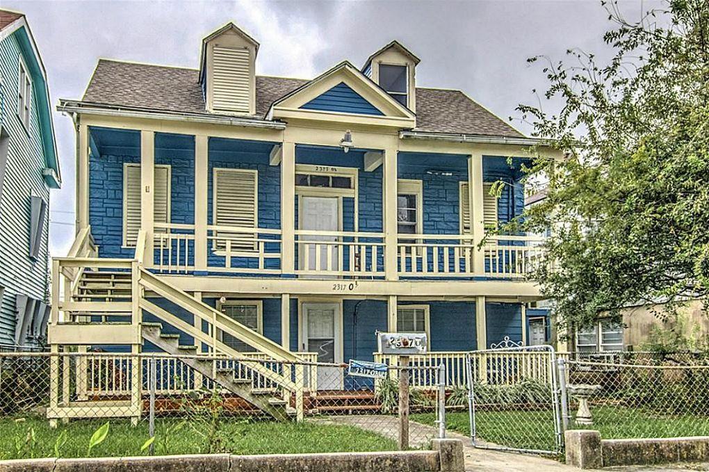 2317 Avenue O 1/2 Unit 2, Galveston, TX 77550