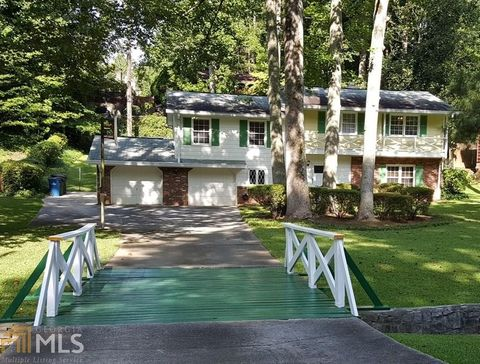 Pine Valley Glendale Atlanta GA Real Estate Homes For Sale