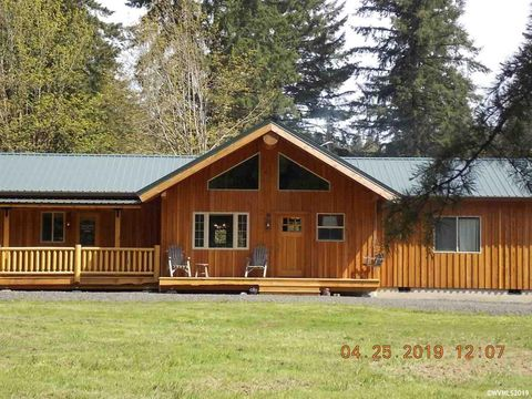 Photo of 23085 Harris Rd, Philomath, OR 97370