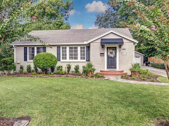 4134 dover rd jacksonville fl 32207 home for sale