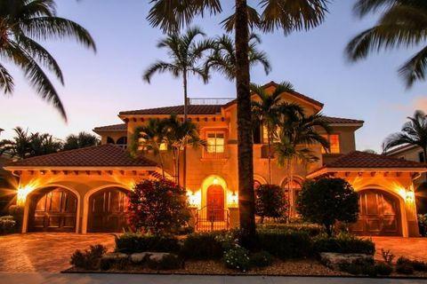Photo of 789 Harbour Isle Ct, Palm Beach Gardens, FL 33410