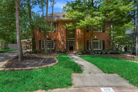 Photo of 110 Winding Creek Pl, The Woodlands, TX 77381