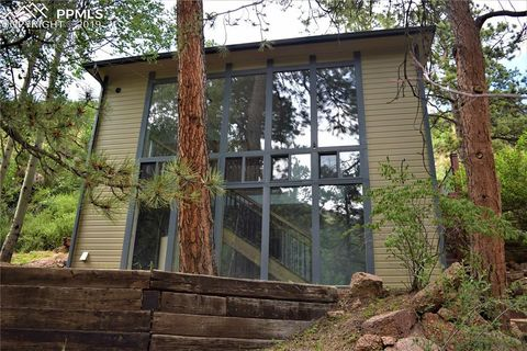 11050 Belvidere Ave, Green Mountain Falls, CO 80819