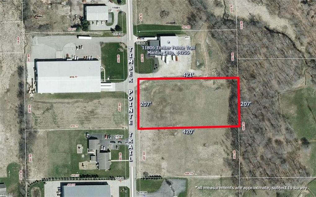 Timber Pointe Trl Mantua Oh 44255 Land For Sale And Real Estate