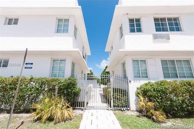 Harding Avenue Miami Beach Fl