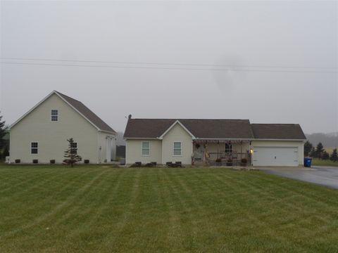 11433 Oak Rd, Forest Township, MI 48463
