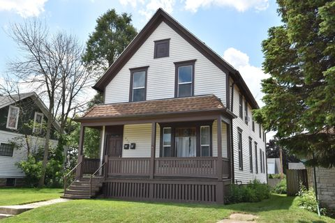 Astonishing 625 Madison Ave South Milwaukee Wi 53172 Beutiful Home Inspiration Cosmmahrainfo