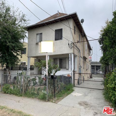 Los Angeles Ca Multi Family Homes For Sale Real Estate Realtor Com