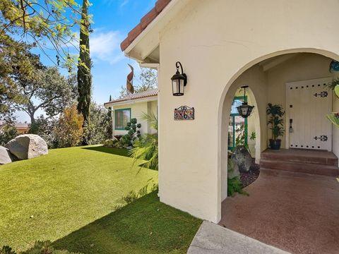 1861 El Jardin Ct, El Cajon, CA 92020