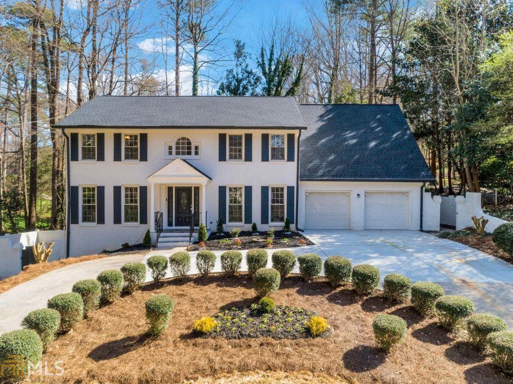 1784 Castleway Ln Ne, Atlanta, GA 30345