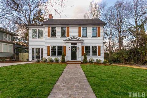 Cameron Park Raleigh Nc Real Estate Homes For Sale Realtor Com