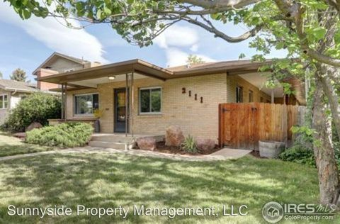 Photo of 2111 Bluebell Ave, Boulder, CO 80302