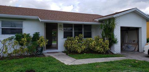 Photo of 556 Nw 54th St, Boca Raton, FL 33487