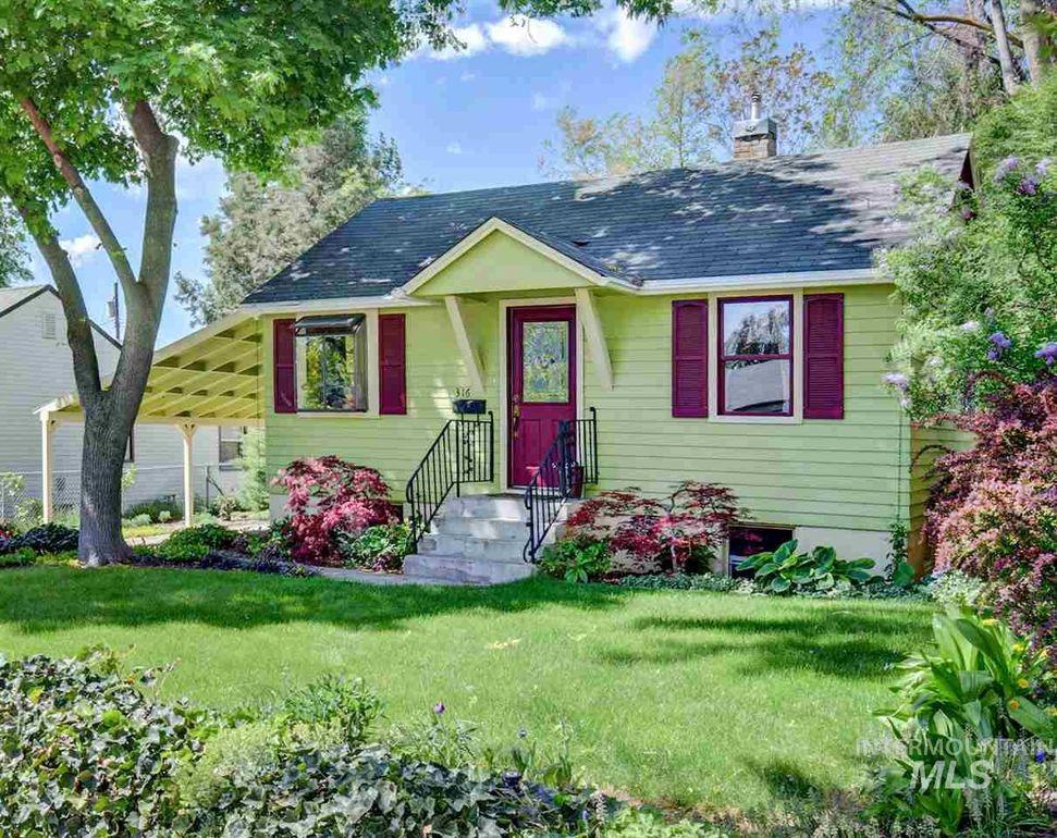316 W Resseguie St Boise, ID 83702