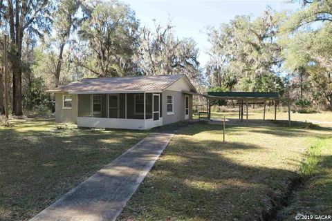 Photo of 231 Ne 550th St, Old Town, FL 32680