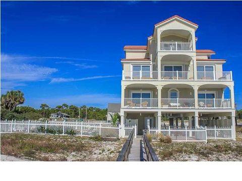 E Gulf Beach Dr Saint George Island Fl