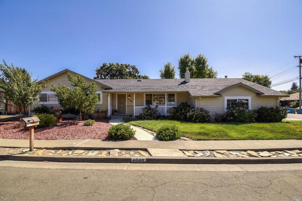4040 Rainier Ave, Santa Rosa, CA 95405 on