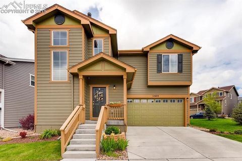 Pleasing Trailridge Colorado Springs Co Real Estate Homes For Download Free Architecture Designs Ferenbritishbridgeorg