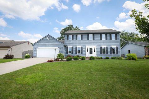 Fine Lincoln Village Fort Wayne In Real Estate Homes For Sale Download Free Architecture Designs Momecebritishbridgeorg