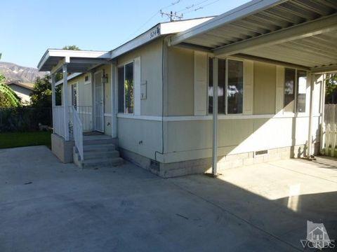 324 1/2 Acacia Rd, Santa Paula, CA 93060