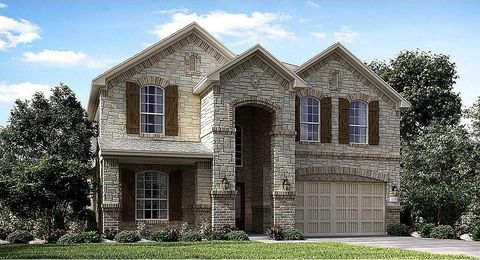 400 Wood Frst League City TX 77573 Brokered By Lennar Homes Village Builders