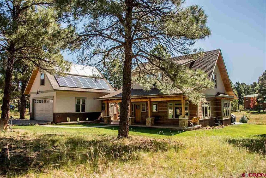 84 Teakwood Dr, Pagosa Springs, CO 81147