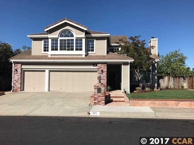 185 Glenview Dr, Martinez, CA 94553