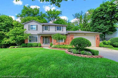 Plymouth Township, MI Real Estate - Plymouth Township Homes