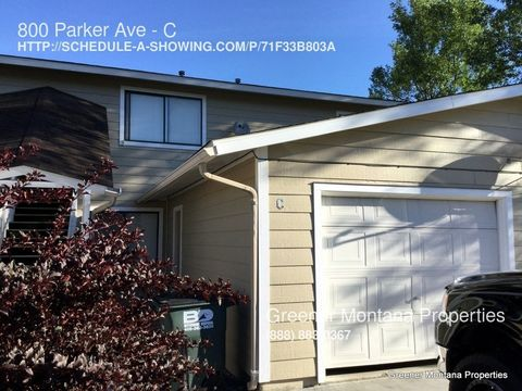 Photo of 800 Parker Ave Apt C, Hamilton, MT 59840
