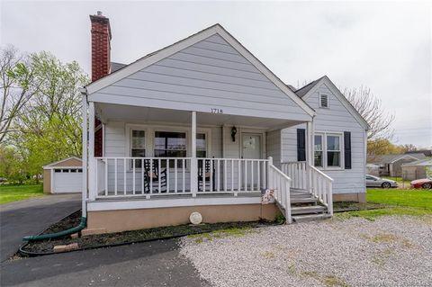 Photo of 1718 Klerner Ln, New Albany, IN 47150