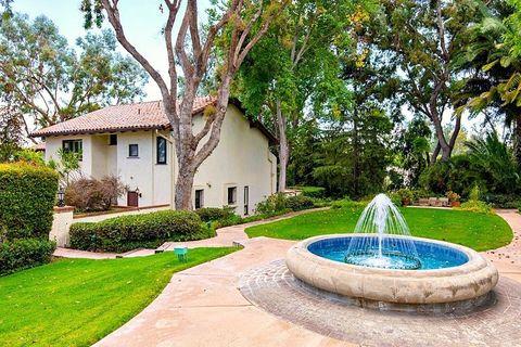 16926 Via De Santa Fe, Rancho Santa Fe, CA 92091