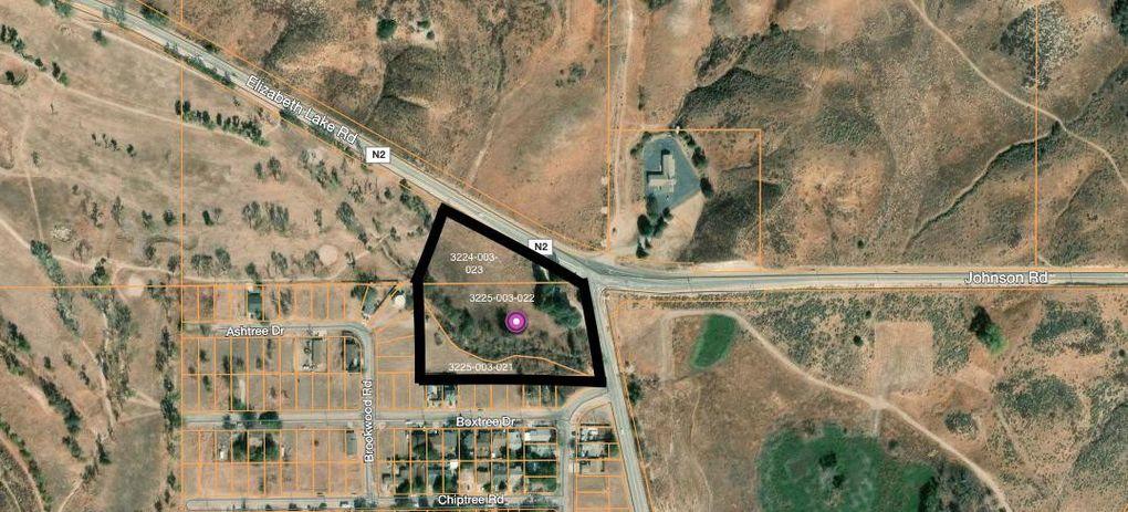 lake elizabeth ca map Elizabeth Lake Rd Lake Elizabeth Ca 93532 Land For Sale And lake elizabeth ca map