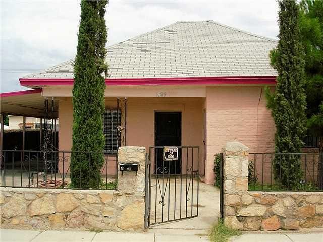 1929 Olive Ave El Paso Tx 79901