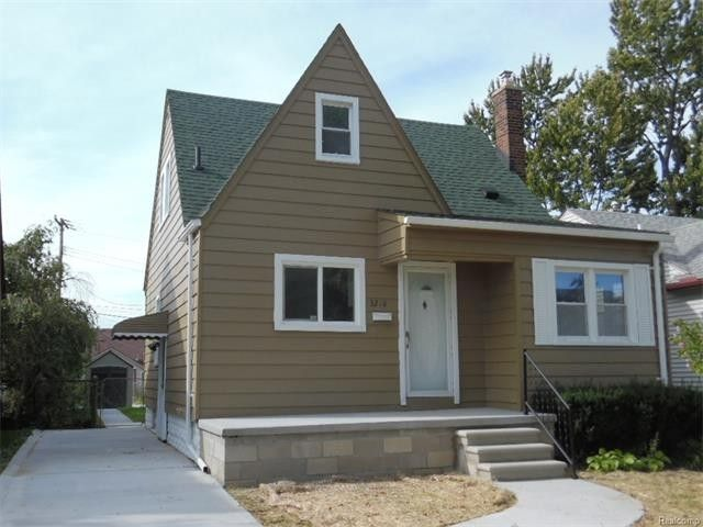 3218 22nd st wyandotte mi 48192 home for sale real