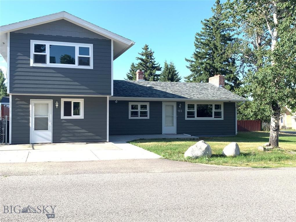 103 18th St W Red Lodge, MT 59068