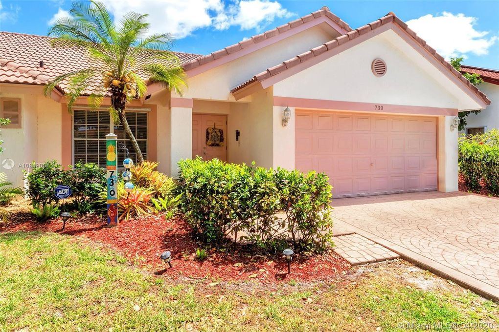 730 Blue Ridge Way Davie, FL 33325
