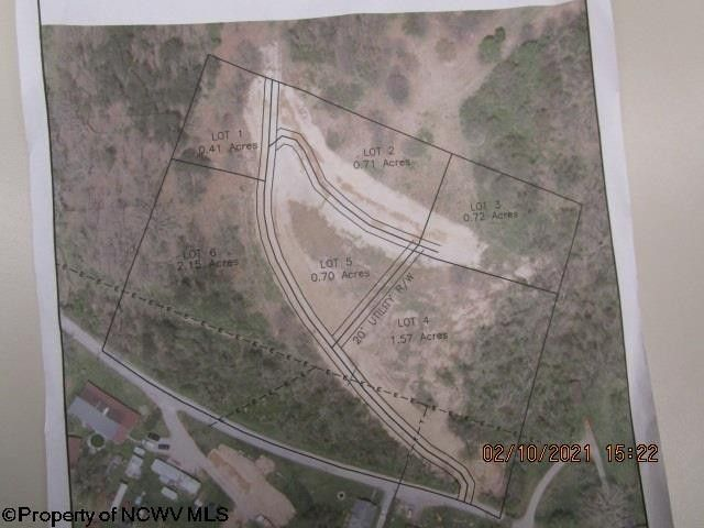 Park St Lot 6 Jane Lew, WV 26378