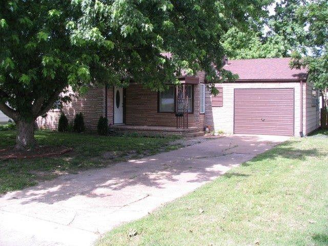 209 N Buffalo St Stafford, KS 67578