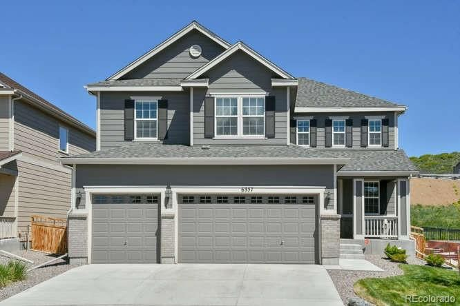 6357 Agave Ave, Castle Rock, CO 80108 on shelter home plans, new era home plans, architect home plans,