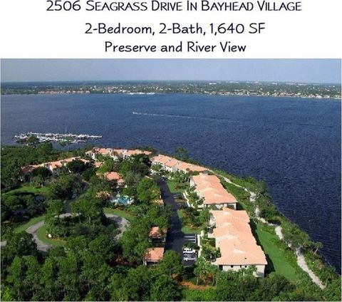Photo of 2506 Nw Seagrass Dr Unit 3 A, Palm City, FL 34990
