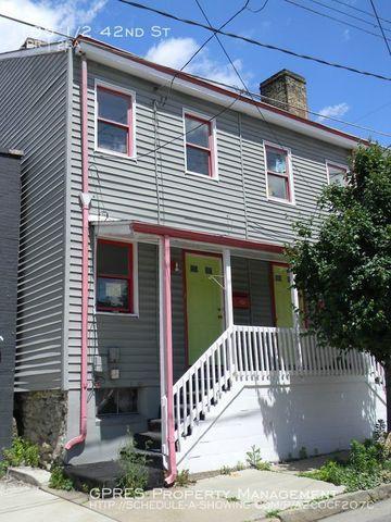 Photo of 185 1/2 42nd St, Pittsburgh, PA 15201