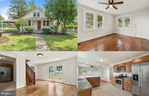 1121 Old Rixeyville Rd, Culpeper, VA 22701